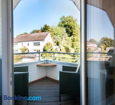 Hotel Elbblick - Geesthacht - Balcony