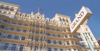 The Grand Brighton - Brighton - Rakennus
