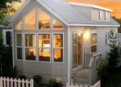 Arden Acres Executive Suites and Cottages - Sacramento - Edificio