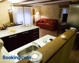 Apartamentos Doña Candida - Valderrobres - Sala de estar