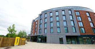Staycity Aparthotels Paragon Street - York - Bâtiment