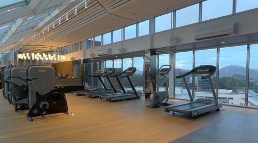 愛德華格里格優質酒店 - 卑爾根 - 卑爾根 - 健身房