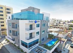 Hotel Perla Spondylus - Manta - Byggnad