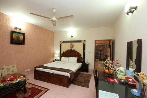 Hotel Rose Garden - Dhaka - Makuuhuone