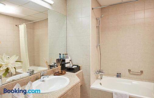 齊庫公寓酒店 - 杜拜 - 杜拜 - 浴室