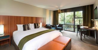 特瓦諾伊森林酒店 - 法蘭士約瑟夫冰川 - 弗朗茲約瑟夫 - 臥室
