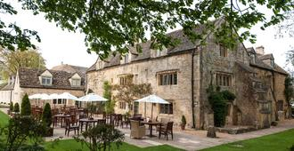 The Slaughters Country Inn - Cheltenham - Innenhof