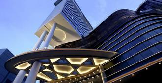 パークホテル アレクサンドラ - シンガポール - 建物