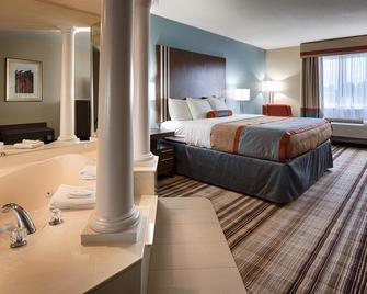 Best Western Plus Washington Hotel - Washington - Schlafzimmer