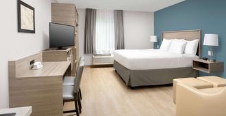 Woodspring Suites Seattle Tukwila - Tukwila - Phòng ngủ