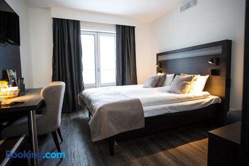 Hotell Östersund - Östersund - Bedroom