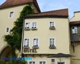 Klassik Hotel am Tor - Weiden in der Oberpfalz - Gebouw