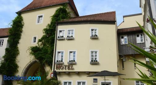 Klassik Hotel am Tor - Weiden in der Oberpfalz - Building