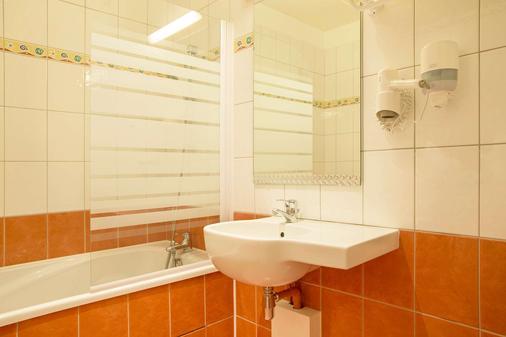 The Originals City, Hôtel Loval, Brest (Inter-Hotel) - Brest - Phòng tắm