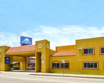 Americas Best Value Inn - Azusa/Pasadena - Azusa - Gebäude