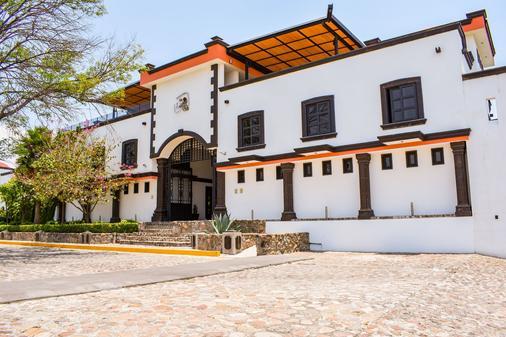 The Latit Hotel Querétaro - Santiago de Querétaro - Κτίριο