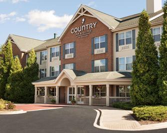 Country Inn & Suites by Radisson, Sycamore, IL - Sycamore - Building