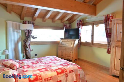 Hotel L'Espoir - Ayas - Phòng ngủ