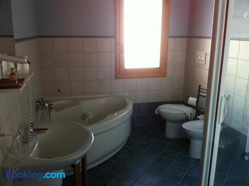 Hotel L'Espoir - Ayas - Phòng tắm