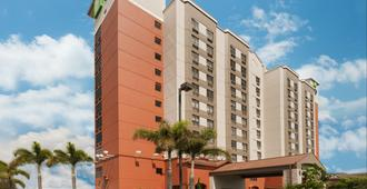 Holiday Inn Express & Suites Nearest Universal Orlando - Orlando - Byggnad