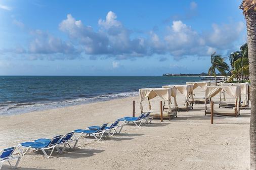Ocean Maya Royale - Adults Only - Playa del Carmen - Strand