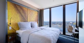 Hyperion Hotel Basel - באזל - חדר שינה