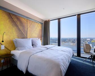 Hyperion Hotel Basel - Basel - Schlafzimmer