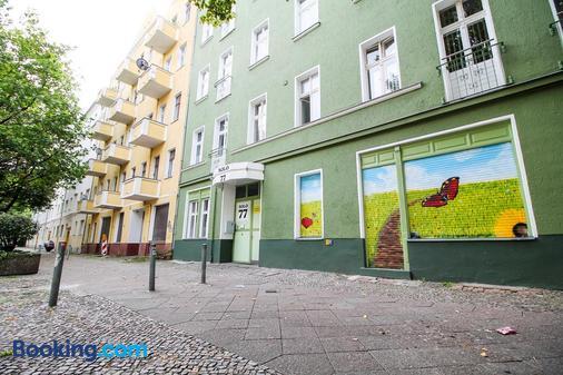 Kolo 77 - Berlin - Toà nhà