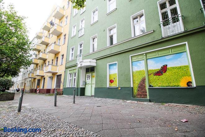 Kolo 77 - Berlin - Building