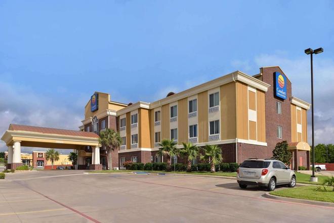 Comfort Inn & Suites - Mexia - Building