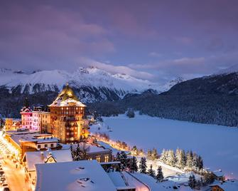 Badrutt's Palace Hotel - St. Moritz - Outdoors view