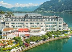 Grand Hotel Zell Am See - Целль-ам-Зе - Здание