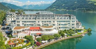 Grand Hotel Zell Am See - Zell am See - Building