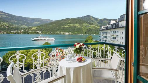 Grand Hotel Zell Am See - Zell am See - Ban công