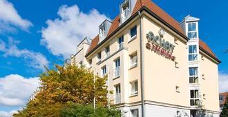Achat Hotel Dresden Elbufer - Δρέσδη - Κτίριο