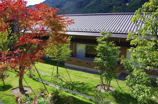 Gero Onsen Yukyunohana - Gero - Outdoors view