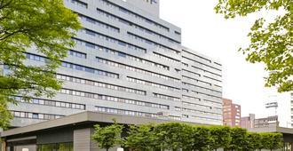 Novotel Amsterdam City - Amsterdam - Byggnad