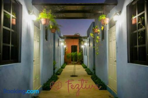 拉埃爾米塔青年旅舍 - 梅利達 - 梅里達 - 門廳