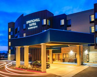 SpringHill Suites by Marriott The Dunes on Monterey Bay - Marina - Building