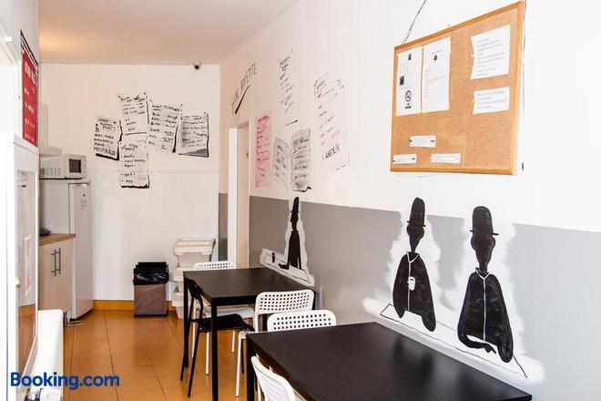 Hostel Franz Kafka - Prague - Dining room