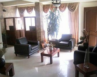 Hotel Mar Azul - Tumaco - Lobby