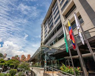 哥倫比亞十級酒店 - 麥德林 - 麥德林 - 建築