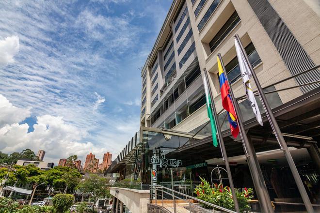 Diez Hotel Categoria Colombia - Medellín - Edificio