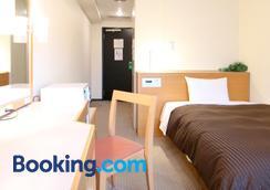 Hotel Livemax Yokohama-Kannai - Yokohama - Phòng ngủ