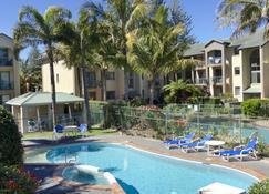 Pacific Place Apartments - Bilinga - Piscine