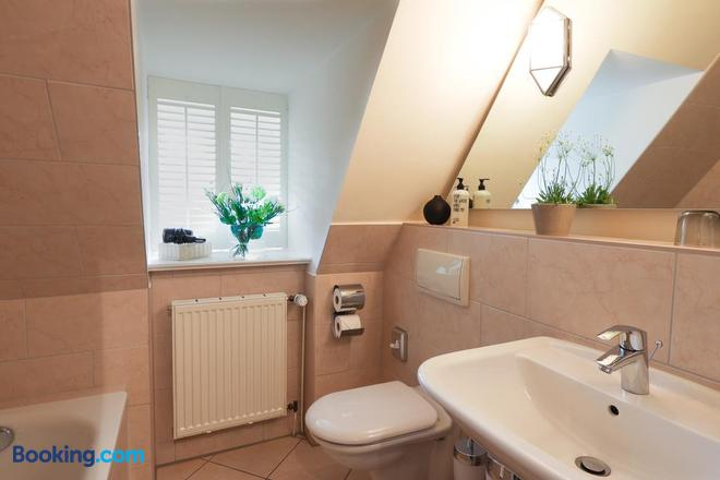 Meinsbur Boutique Hotel - Bendestorf - Bathroom