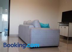 Dourados Guest Flat Apartments - Dourados - Living room