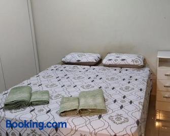 Dourados Guest Flat Apartments - Dourados - Slaapkamer