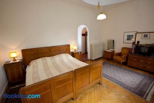 Hotel Westend - Merano - Bedroom
