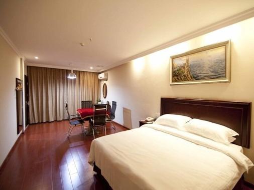 Greentree Inn Taizhou Xianju Passenger Center West Huancheng Road Expr - Xianju - Bedroom